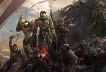 Videogame Art / by Duffy Robinson