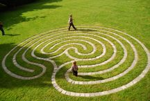 Labyrinths / by Sandy Bounds