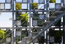 Arquitetura / by Gustavo Wolff