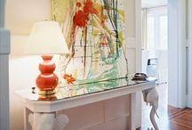 Home Decor - Entry / by Alana