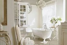 Bathroom Inspiration / by Brooke Wise
