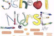 School Nursing / by Mandy Wilburn