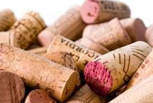 Put a cork in it! / What to do with all those wine corks! / by Milda Hadaway