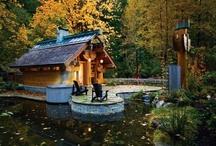 Dovetail Log Cabins / by Kutakizukari