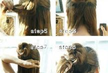 Hair / by Angela Williams