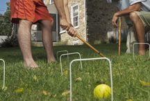 Lawn Games / by Ellen Niz
