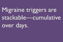 Brain & migraines / Migraine Headache and Brain Hemorrhage related info. / by Amber Kimball