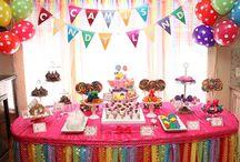Cheyenne's 5th B-Day Party / by Lindsey Orlando