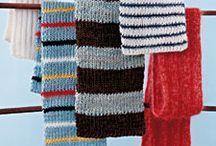 Knitting stuff / by Tina Wilcock