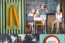 Back to School / by Shannah @ Just Us Four