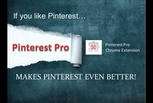All About Pinterest / All about Pinterest. / by Robin Foster:  Genealogy & Social Networking