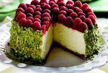 Desserts: Cheesecake & Custards / by Dina Bhadra Legari