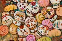 Dia de los Muertos / by Amber R Garvin