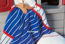 crochet patterns / by Kelly Shafer-Bagnato