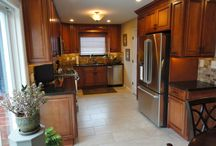 David R Kitchen Transformation / David used Forevermark's Sienna Rope cabinet line to update his kitchen. / by Cabinet Giant