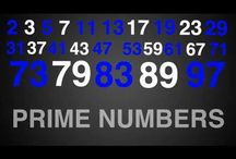 Teaching Math- Prime & Composite Numbers / by Michelle Ownby White