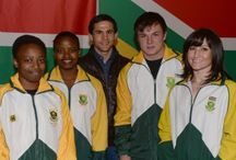 #CommonwealthGames2014 / This where we will keep you up to date with the 2014 Commonwealth Games in Glasgow! We'll also have great info and pictures of #TeamSouthAfrica!  / by City Lodge