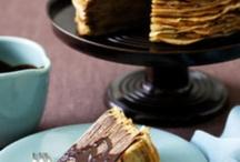 Cake-Crepe / by Maggie Antenucci