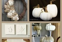 Fall Decor / by Theron Cooper