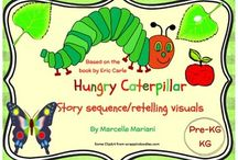Very Hungry Caterpillar / by Tammy LeBouton