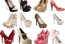 Shoes! / by Brandi Griffin