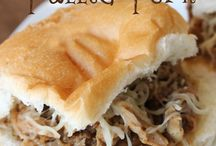 slow cooker / by Sabrina Parnell