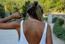 Tattoos  / by Nicole Walsh