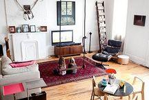 Living rooms / Beautiful spaces / by Barbara G. Mendez Morales