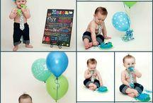 1st Birthday / by Michelle Tee