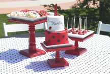 ladybirds and fairies cakes n stuff / by Jemma Madden