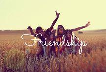 Friends / by Samantha Burningham