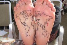 Tattoo ideas  / by Natalie