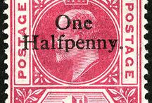 Pretty in Pink Stamps / by National Postal Museum