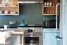 Color in the Kitchen / by The Kitchn