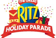 The Great RITZ Holiday Parade / www.ritzparade.com / by Glo.com