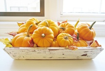 Fall Home Decor Ideas / by Melissa Ang