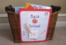 Mini G: school & educ / by Gigi's GoneShopping
