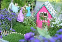 Fairy & Miniature Gardens  / by Kathy Shifflet