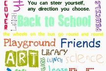 School Posters / by Christine Niewinski
