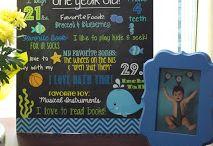 Baby birthday ideas / by Julie Johnson