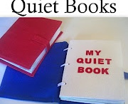 quiet  book / by Andi thehollierogue