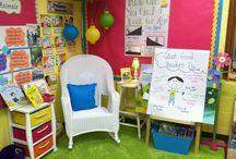 classroom ideas! / by Valerie Sanchez