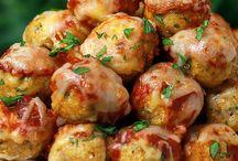 Meatballs!!!! / by Molly Widmann Vrba