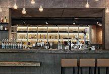 Bars / Restaurants / Cafes / by Edward Jung