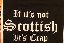 "Rob's "" If it's nae Scottish, It's Crap"" ! / A Celebration of all things Scottish- from Regimental uniforms, tartans, decor, banners, clans, traditions, and gatherings. / by Rob"