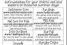 Educational Websites / by Christian Home Educators of Ohio