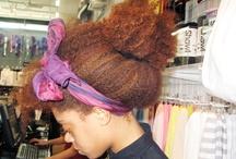hair story / by tiffany kapri