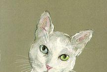 Cat Books / by catsparella