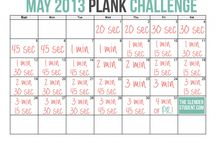 Workout Challenges / by Amanda Lewis