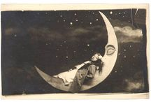 It's Only a Paper Moon / by Patricia Lynn